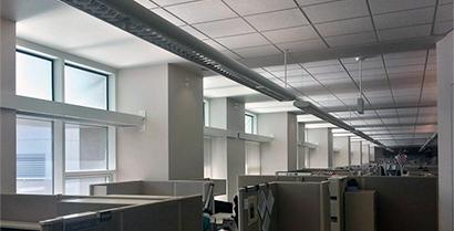 3M Daylight Redirecting Film - office buildings