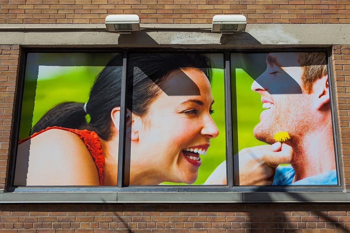 Large Format Signage Using 3M Graphic Films - example 4